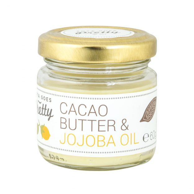 Cacao Butter & Jojoba Oil | Zoya Goes Pretty
